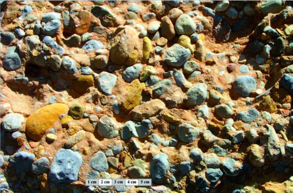 C mo clasificar rocas for Materiales que componen el suelo