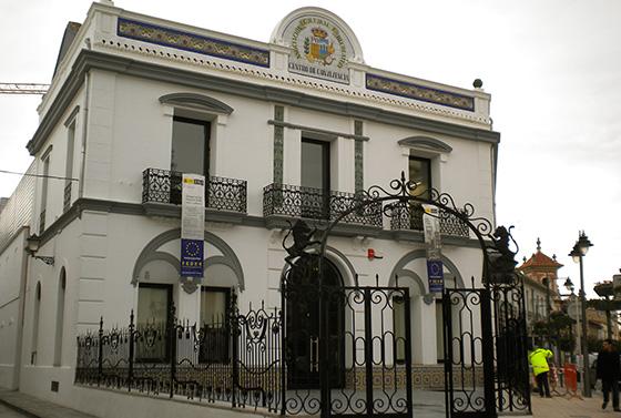 Presentaci n de ciudad ciencia en quart de poblet for Gimnasio quart de poblet
