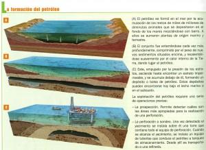 5 La formación del petróleo