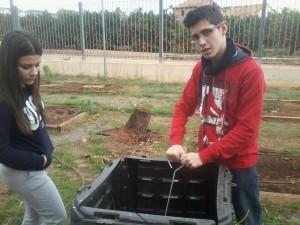 Montaje compostador 2