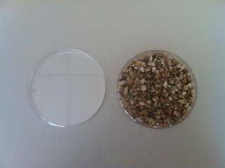 Vermiculita en placa