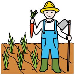 agricultor destacada