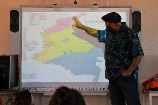 Caribe, charla, Jorge Elías, Aspe, Centro de Ciencias Humanas y Sociales